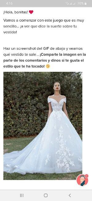 Descubre tu vestido... 24