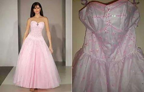 Vestidos de novia comprados en aliexpress
