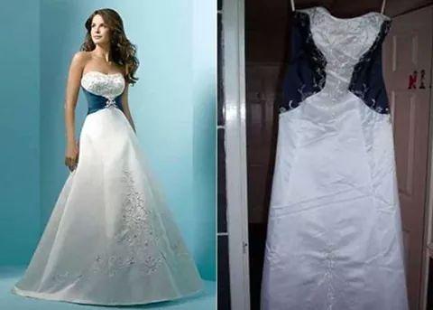 vestidos de novia comprados por internet - página 4