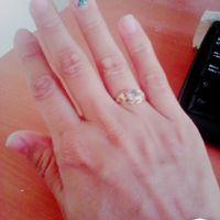 ¿De qué color es la piedra de tu anillo? - 1