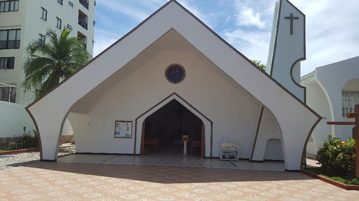Iglesias católicas en san andrés 1