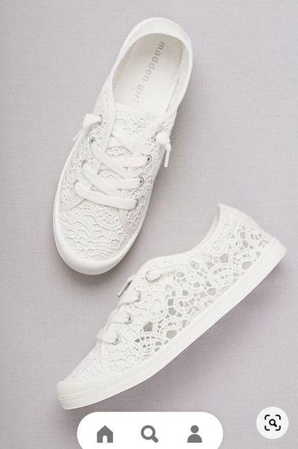 Zapatillas para novia 1
