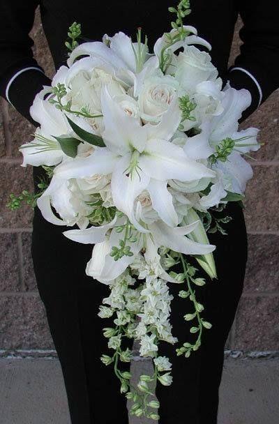 Necesito un ramo de flores blancas!!!! 15