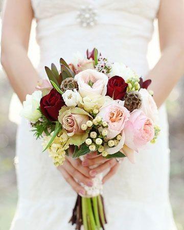 Necesito un ramo de flores blancas!!!! 16