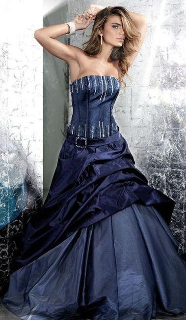 Vestido de Jean... Qué tal este concepto? 5