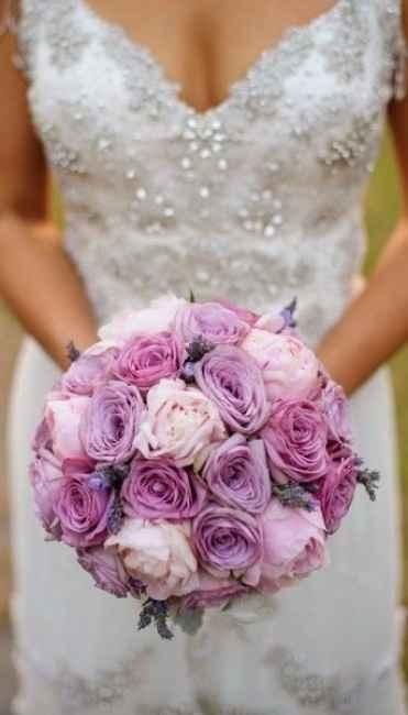 5. Deseo este ramo de novia