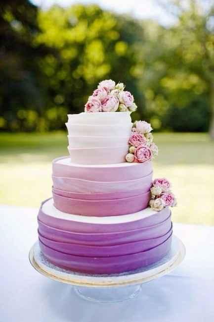 8. Deseo este pastel para mis invitados