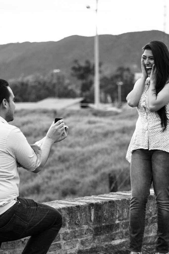 Sesión de fotos anunciando  el compromiso... nos lo gozamos! - 6