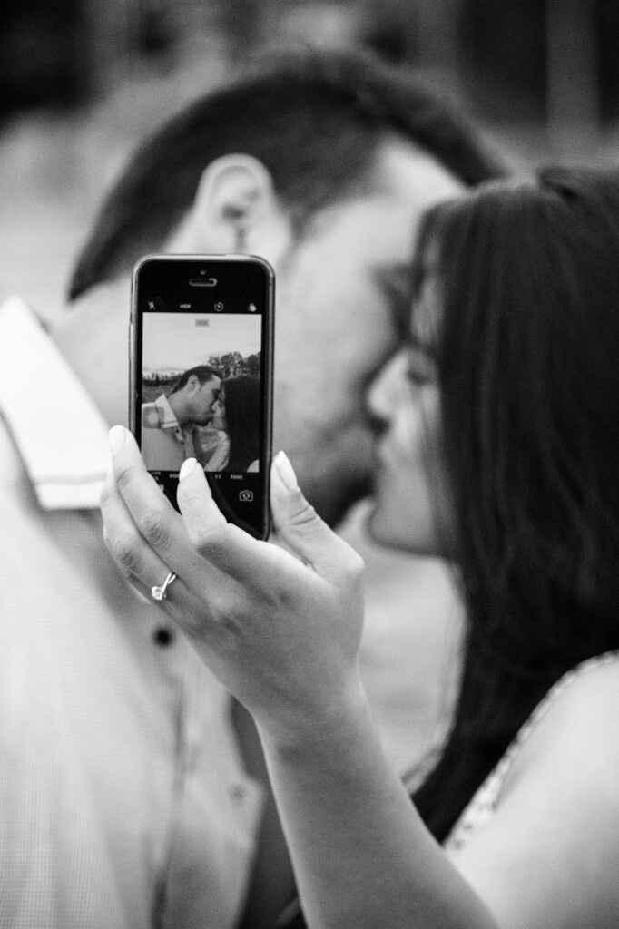 Sesión de fotos anunciando  el compromiso... nos lo gozamos! - 8