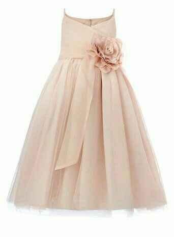 Vestido pajecita - 2