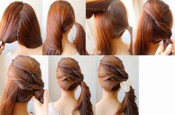 Peinados diy