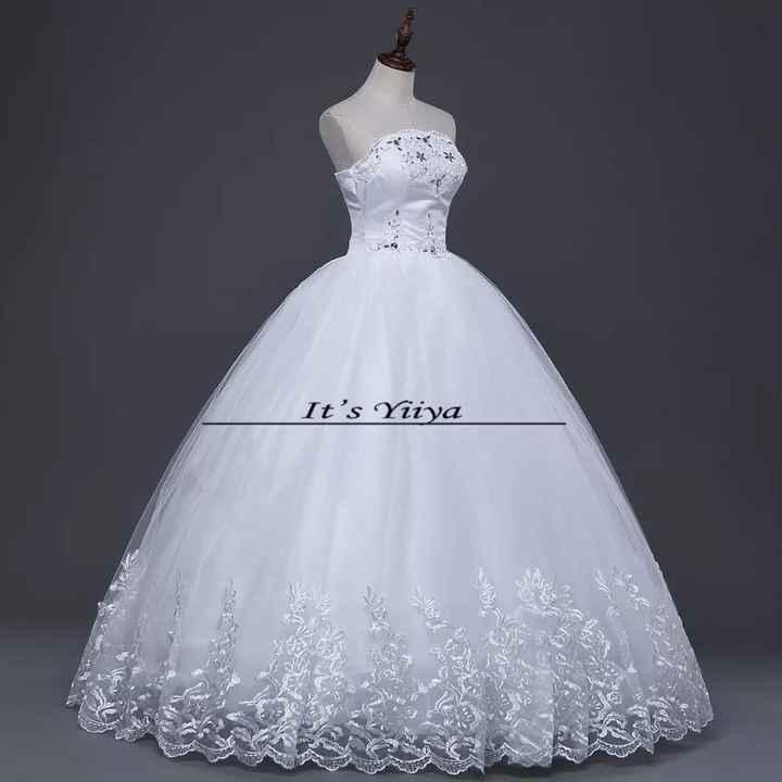 ROUND 3: ¡El vestido de novia! - 1