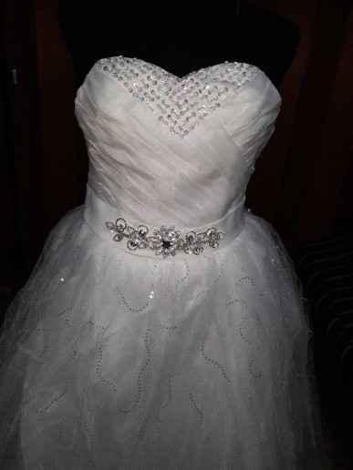 ¿Comprara mi vestido por Internet? - 2