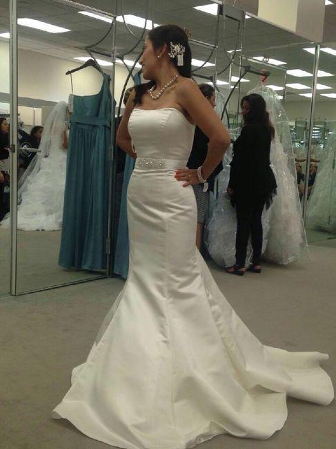 db8d5b716d Vestido de novia en miami - 1