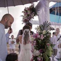 """""""Ya puede besar a la novia"""""""