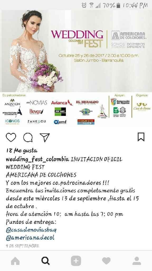 Wedding Test Colombia 2017 - Barranquilla - 1