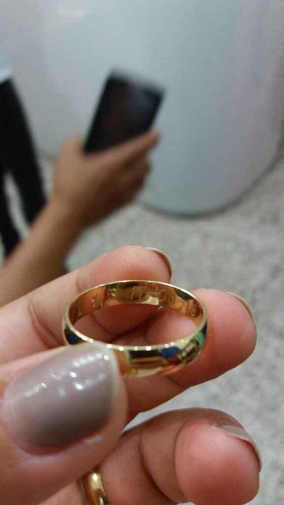 Nuestras argollas de matrimonio - 4