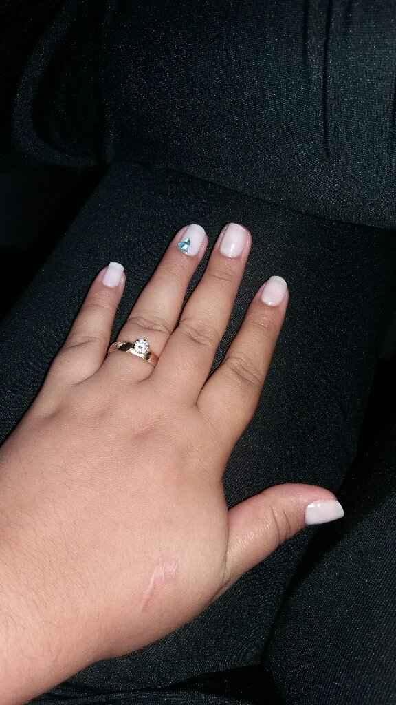 Listas mis uñas - 2