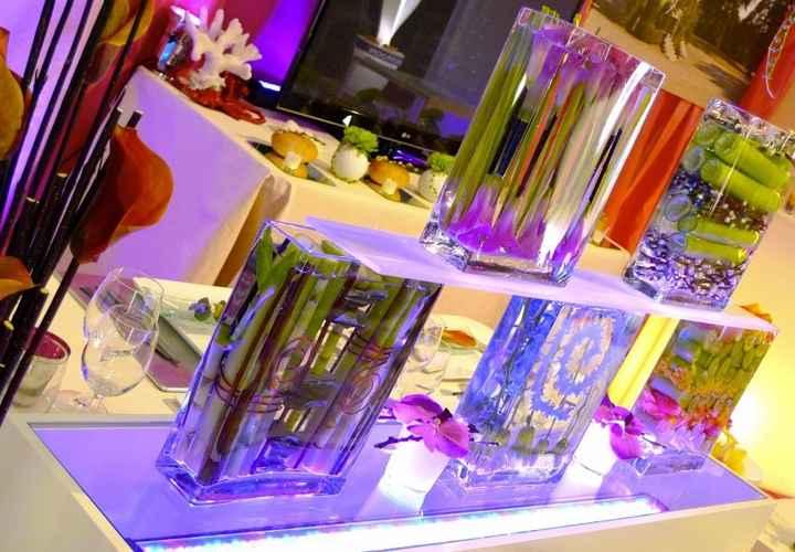 Otras decoraciones mesa