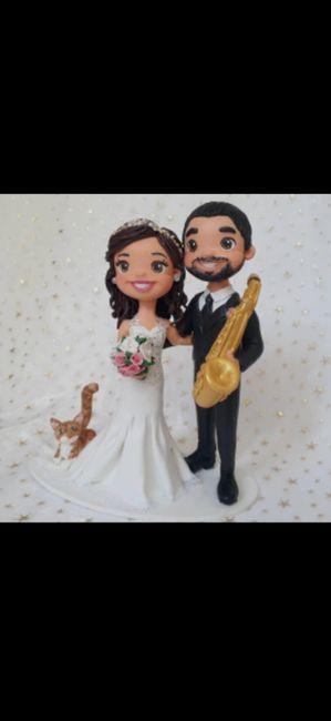 Muñecos de boda 1