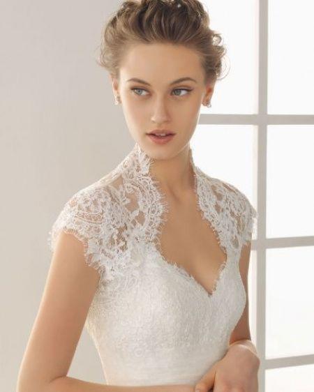 diez chalecos para el vestido de novia. ¡vota el tuyo!