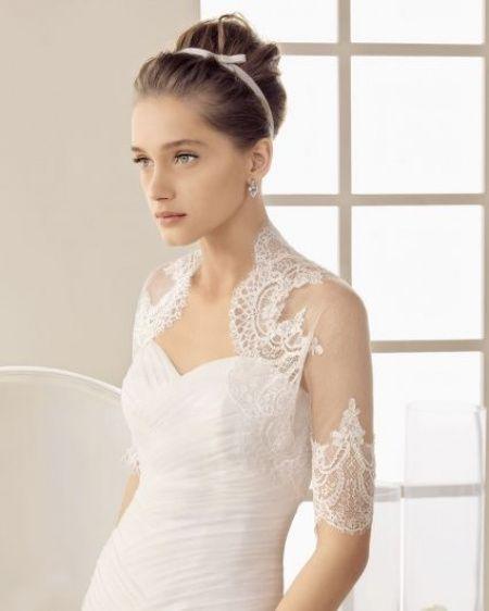 Chalequitos para vestidos de novia