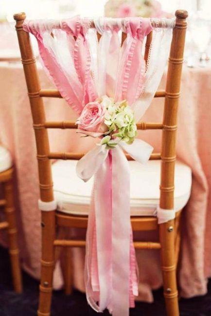 15 ideas para decorar tus sillas con cintas f cil y - Cintas para decorar ...