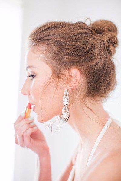 10 joyas para ponerle brillo a tu look de novia