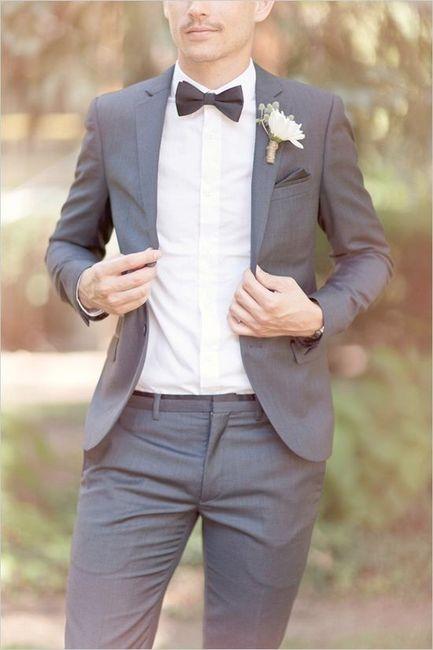 20 trajes para que elija el novio 5