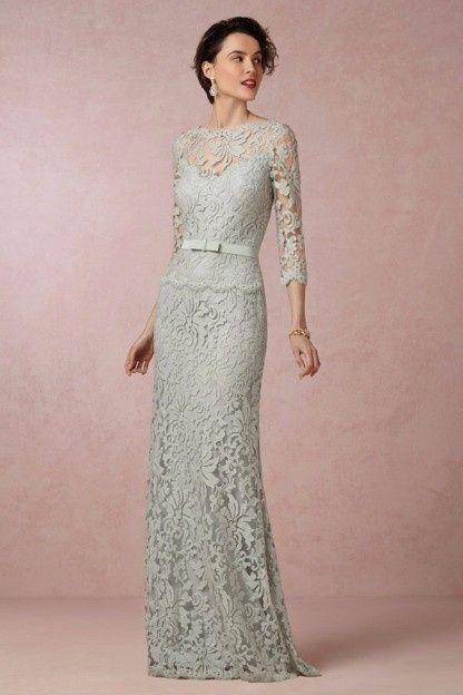 17 vestidos para la mamá de la novia