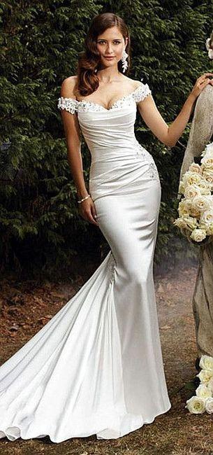 Cuales son los vestidos de novia mas bonitos