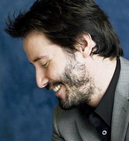 Barba masculina