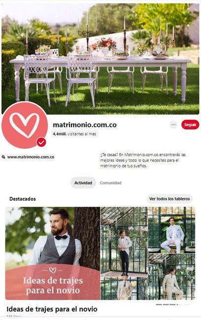 """¿Conoces los """"PINS"""" de Matrimonio.com.co? - 1"""