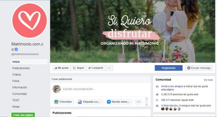 ¿Ya nos visitaste en Facebook? ☑️ - 1