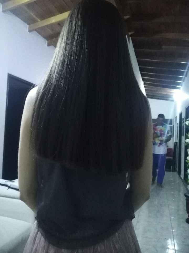 Tragedia, peluquería. - 1