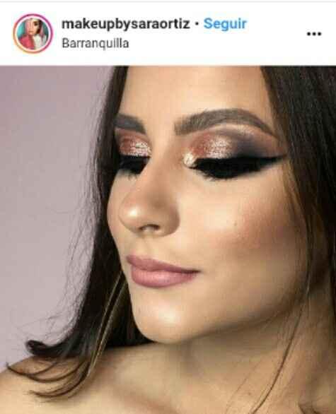 Maquillaje y peinado en Barranquilla - 2