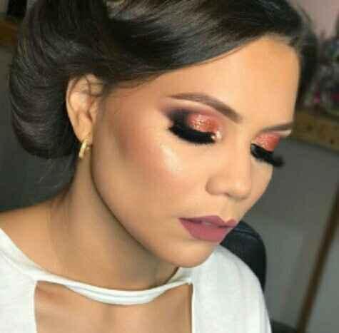 Maquillaje y peinado en Barranquilla - 4
