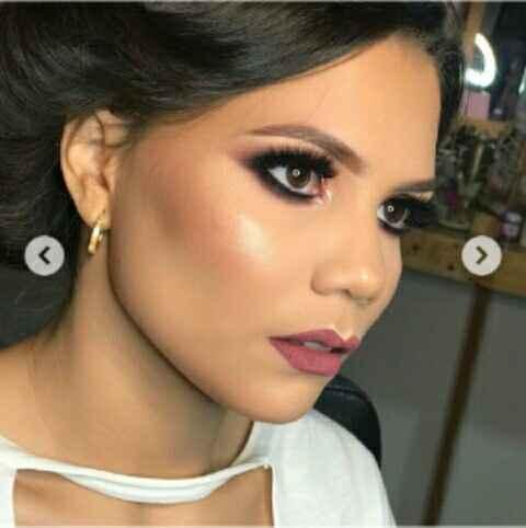 Maquillaje y peinado en Barranquilla - 5