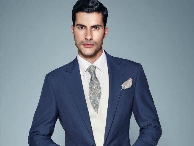 Traje de novio, corbatin, corbata inglesa o corbata tradicional. ¿Cuál te llama la atención? 4