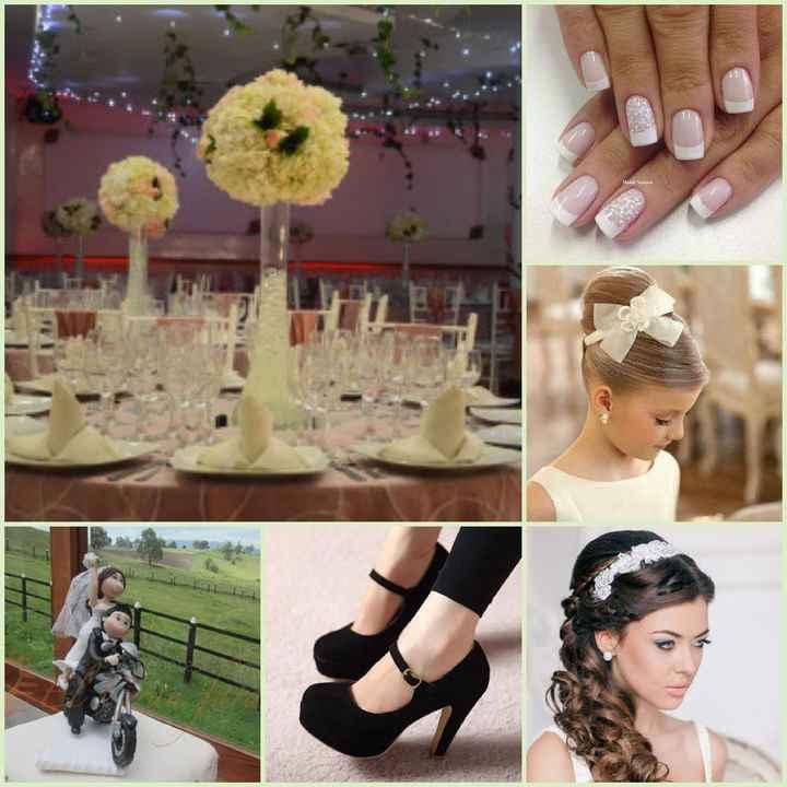 Armemos el collage de tu boda - 1