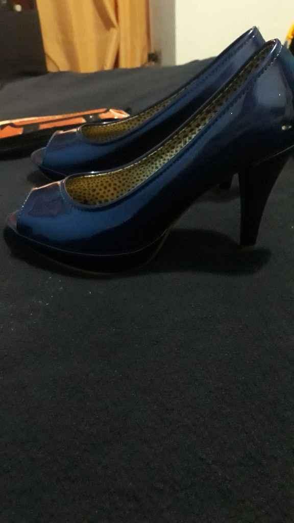 Mis Zapatos por fin llegaron - 1