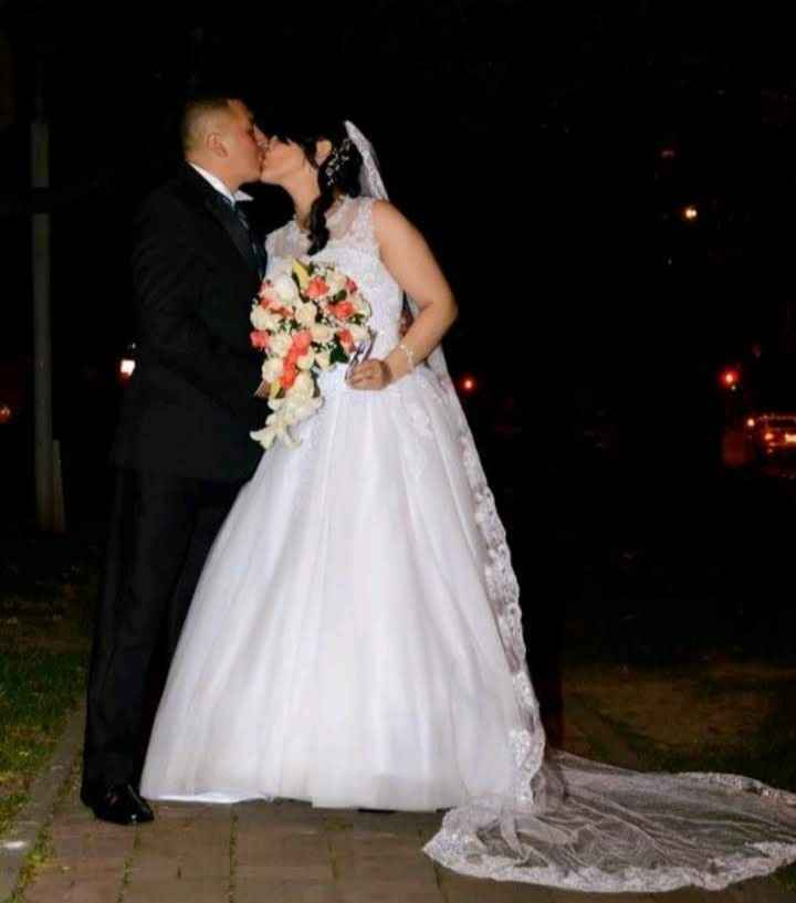 Mi VESTIDO de novia en fotos 📸 - 2