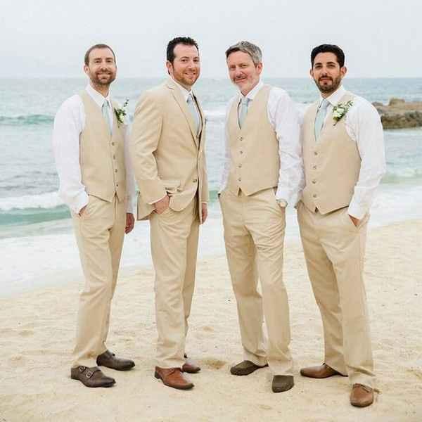 Traje de novio, corbatin, corbata inglesa o corbata tradicional. ¿Cuál te llama la atención? - 3