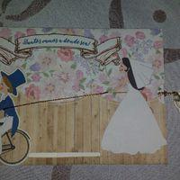 Tarjetas de nuestro matrimonio - 1