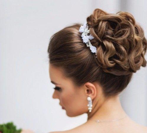 Peinados para novias baja estatura