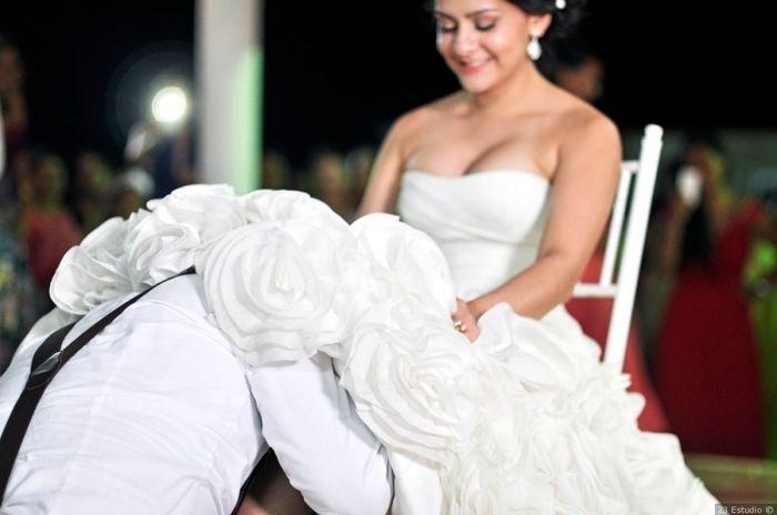 Ideas para hacer la rifa de la liga en tu matrimonio