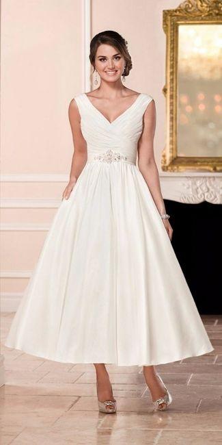 vestidos para novias pin up 5 + 1