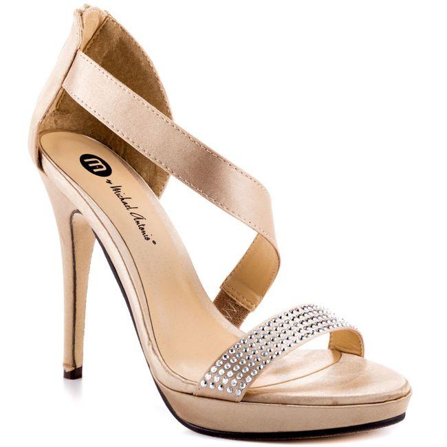 sin impuesto de venta disfruta del precio inferior último estilo Zapatos de color champagne - Página 2
