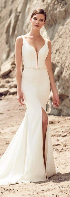 Vestidos de novia para playa en bogota