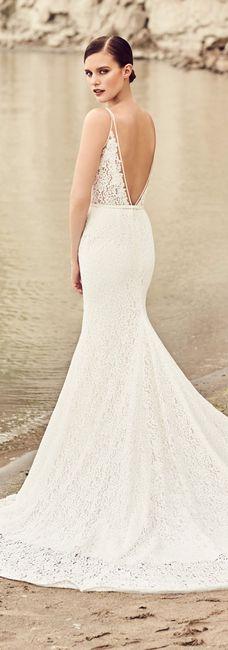 7 Vestidos De Novia Para Un Matrimonio En La Playa